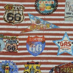 route66 rood