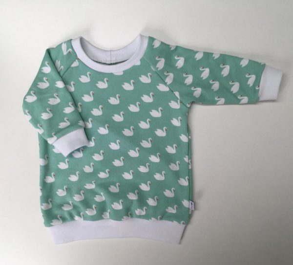 sweaterdress zwaantjes