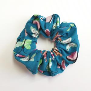 scrunchie vlinders