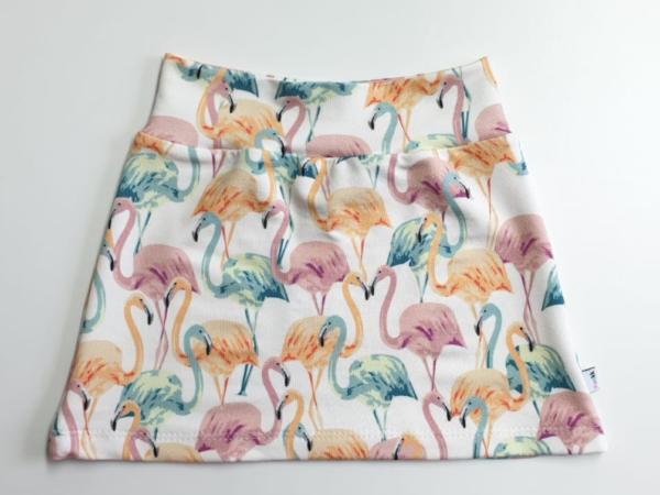 rokje flamingo's