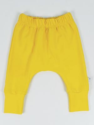 geel broekje